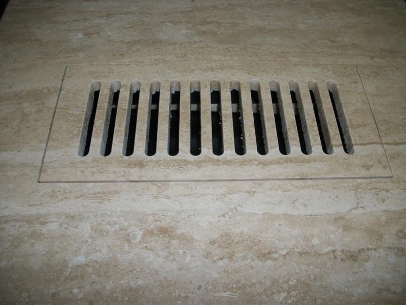 Laminate Flooring Stone >> Vents / Floor Registers - Flooring Solutions Muskoka ...