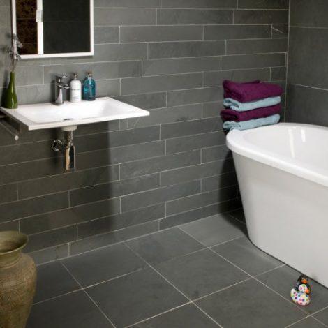 Natural Slate Grey - Flooring Solutions Muskoka | Flooring, Tile ...