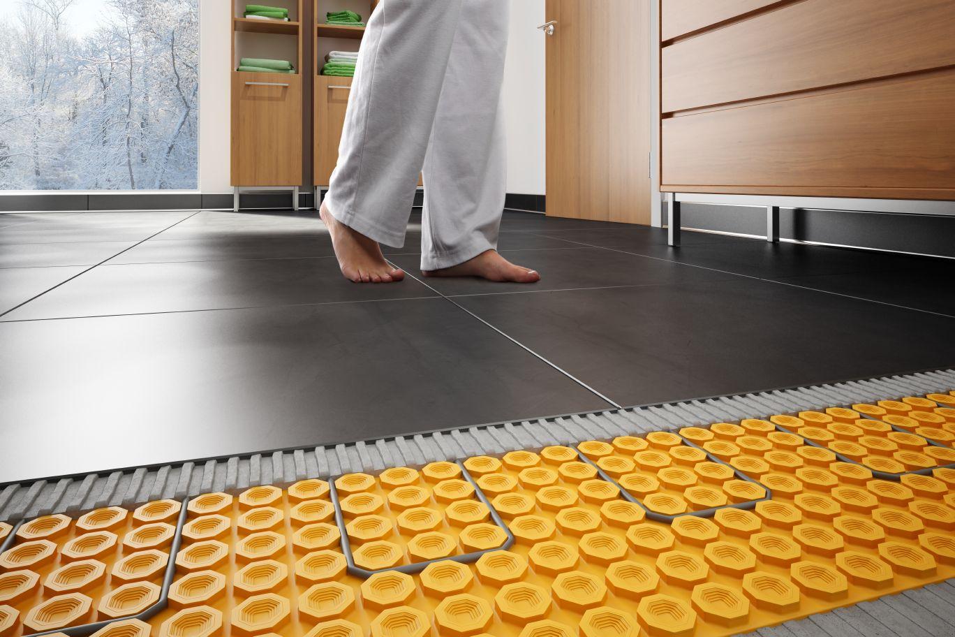 Mapei floor tile mortar ditra tile designs building materials flooring solutions muskoka tile dailygadgetfo Gallery